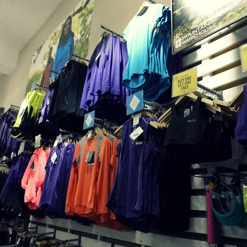 Mountain Warehouse #urbanplayground Womens Activewear