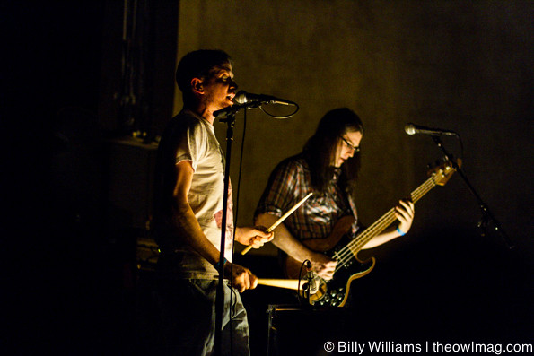 Ed Schrader's Music Beat @ Constellation Room, Santa Ana 4/15/14