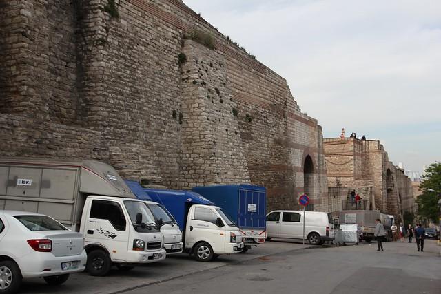 166 - Murallas de Teodosio