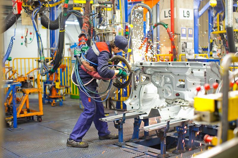 Завод General Motors в Шушарах