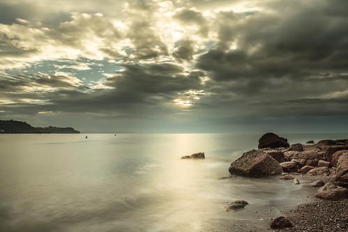 cloudy devon shaldon reflectedsunlight southwestengland