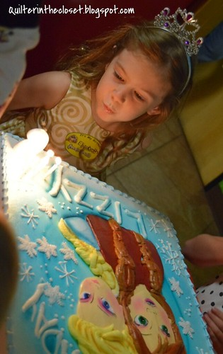 Lizzy's 6th Birthday
