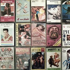 stacjamuranow #kasety #cassette #music #muzyka #igerswarsaw...