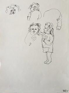 Bij oma Maria (4)