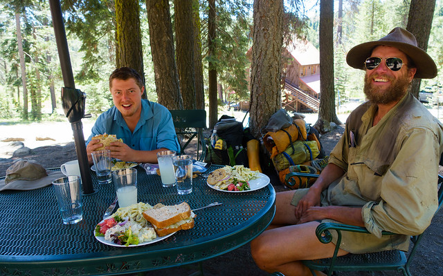 Best PCT Trail Lunch