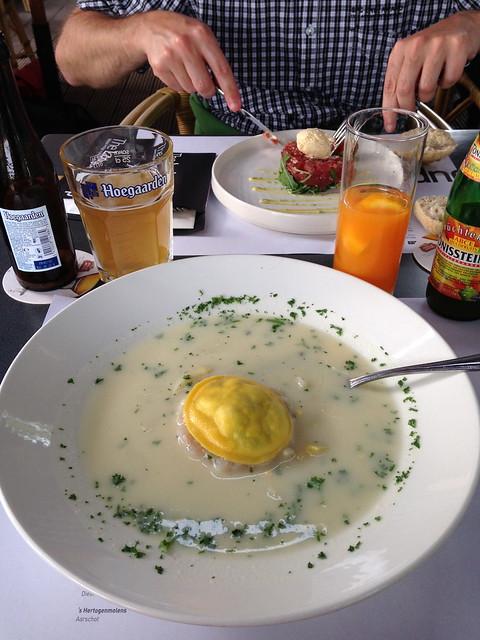 Dinner @Brasserie De Abdijmolen, Heverlee