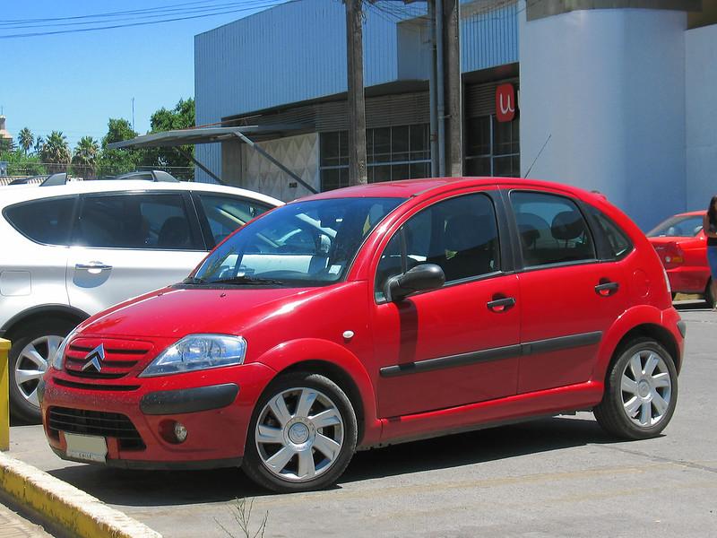 Citro 235 N C3 1 4i Hdi 2007