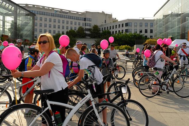 Vélo Tour, Paris