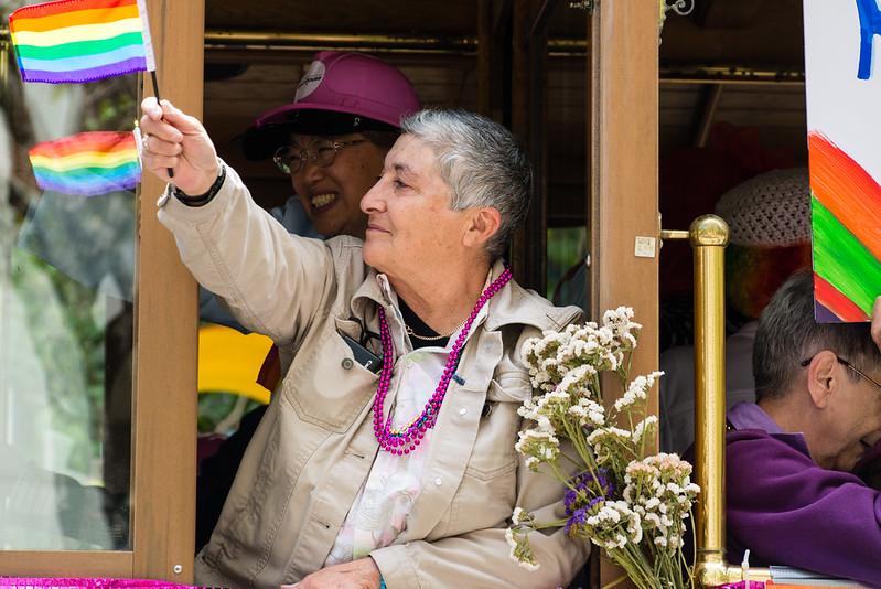 San Francisco Pride / Seniors