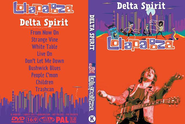 Delta Spirit - Lollapalloza 2015