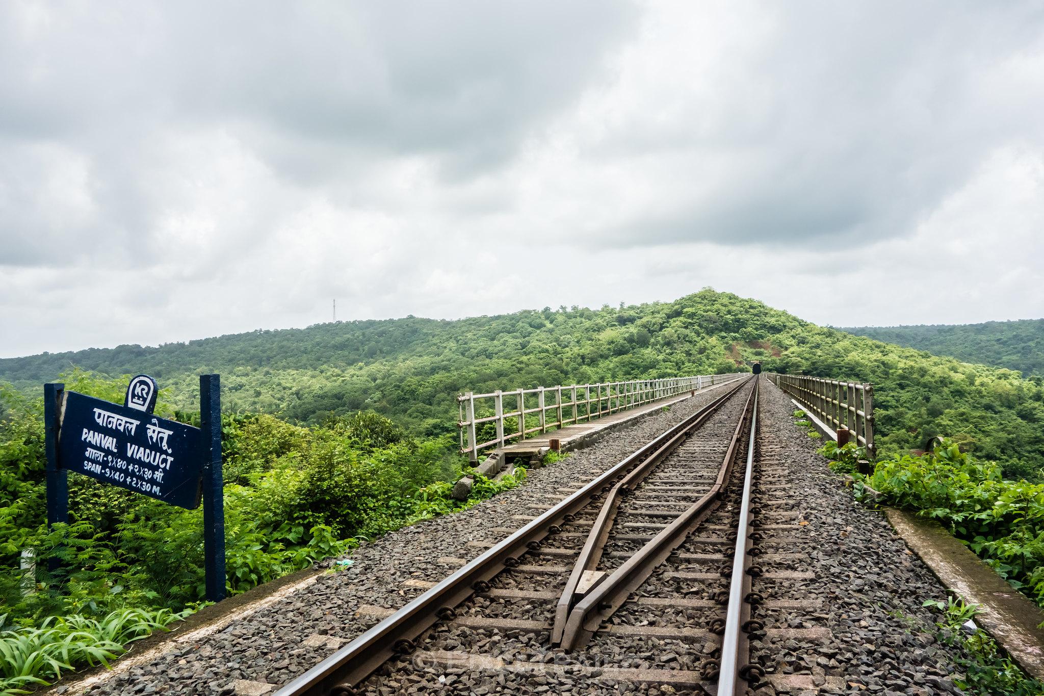 Panval Viaduct - II