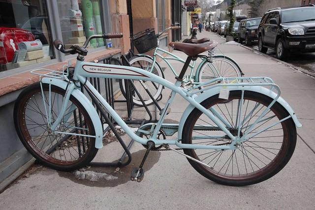 火, 2016-12-13 15:32 - New Belgiumの自転車?