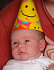 Ian's First Month Birthday Party (cropped)