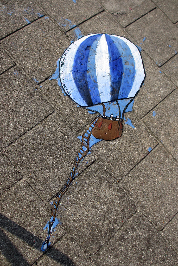 painted stain hot airballoon 4