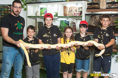 Visita al Reptilario Artemis 25 Mayo 2013