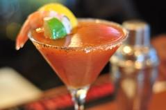 food(0.0), cosmopolitan(0.0), martini(0.0), margarita(0.0), non-alcoholic beverage(1.0), distilled beverage(1.0), bloody mary(1.0), produce(1.0), negroni(1.0), cocktail garnish(1.0), drink(1.0), cocktail(1.0), singapore sling(1.0), mai tai(1.0), alcoholic beverage(1.0),