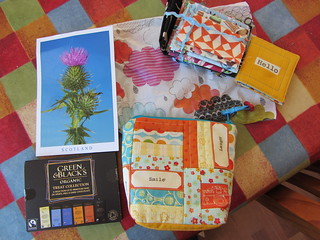 wonderful goodies from quiltingdoings