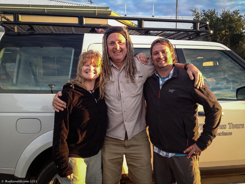 Guide on Kangaroo Island Wilderness Tours