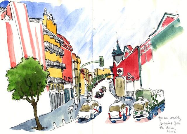 Madrid C/ San Bernardo