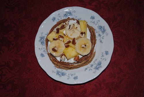 Hummingbird Pancake Stack (5)