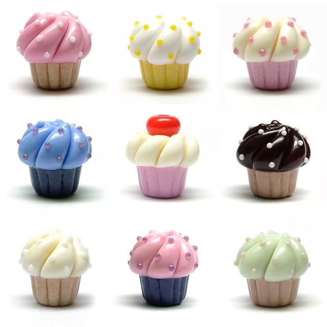 Cupcake Beads