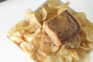 Potato Chip Blondies