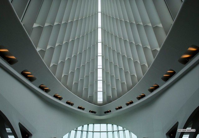 Calatrava Art Museum Milwaukee Wisconsin
