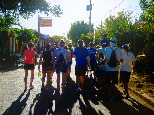 2012 Blue Lollipop Road Memorial Scholarship recipient Hannah Patterson trip to Nicaragua