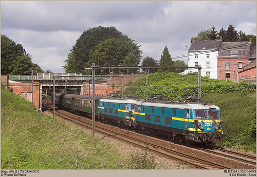 brainelecomte tsp binche pft nmbs sncb luttre ronet godarville hle23 l117