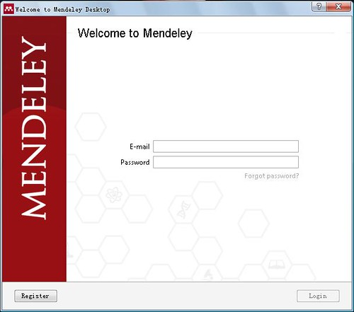 离线使用Mendeley Desktop