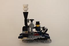 LEGO Master Builder Academy Invention Designer (20215) - Hover-Mobile