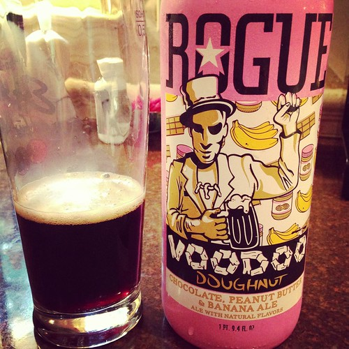 Rogue Chocolate Peanut Butter Banana Beer