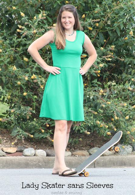 Lady Skater Sleeveless