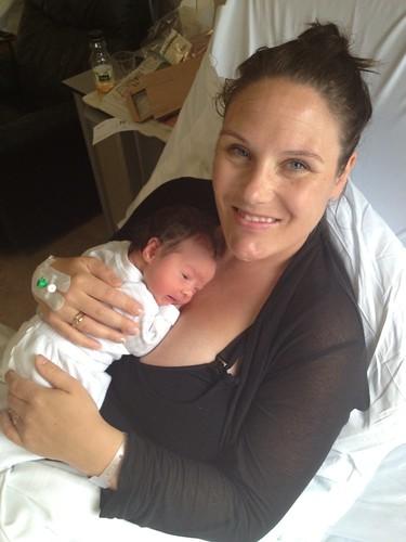The newborn