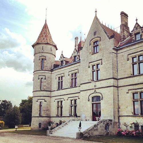 Chateau Moncassin.