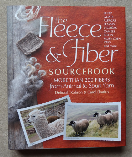Fleece and Fiber Source Book