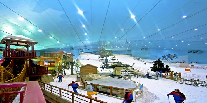 SKI DUBAI, TRAVEL BLOG