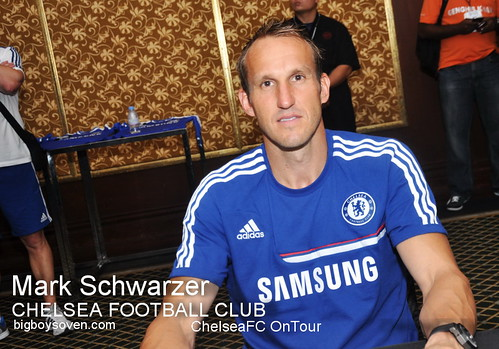 Chelsea Football Club Mark Schwarzer