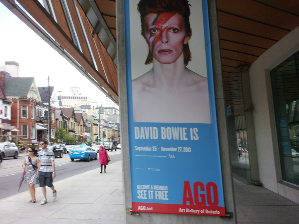 I'm looking forward to this #bowie