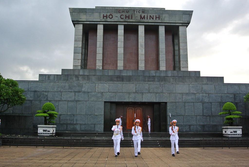 Ho Chi Min's Tomb - 4