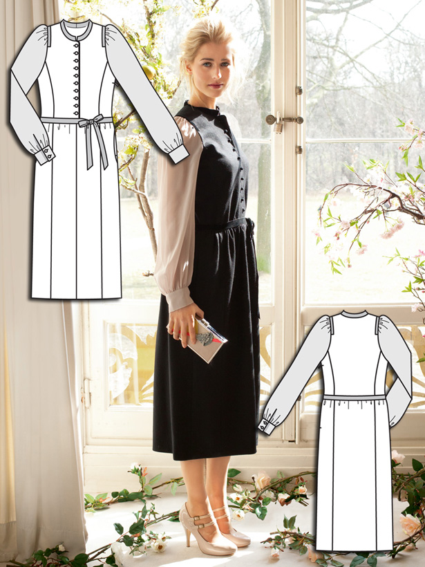 New Victorians: 11 New Women\'s Sewing Patterns – Sewing Blog ...