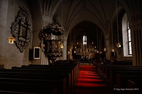 Nederluleaa_kyrka