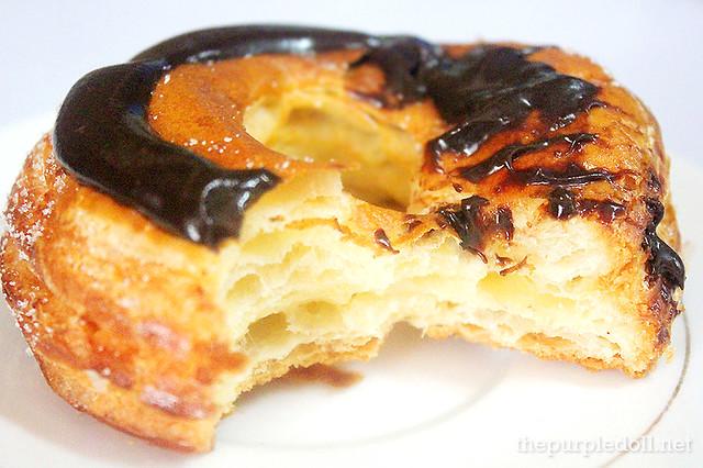 Krispy Kreme Krispy Kroissant Cronut Chocolate