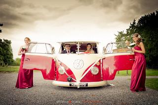 VW Camper Wedding - Leica M9