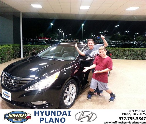 DeliveryMaxx Congratulates Frank White and Huffines Hyundai Plano on excellent social media engagement!! by DeliveryMaxx