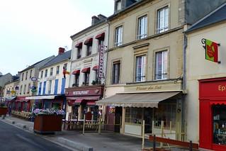 Port-en-Bessin: La Marie du Port, quai Félix Faure