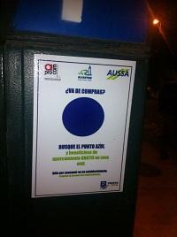 Encuentra el Punto Azul y aparca en Zona Azul de manera gratuita