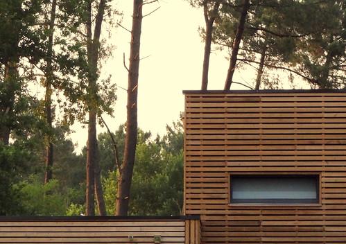 Maison en bois - Wood House, Le Temple, France