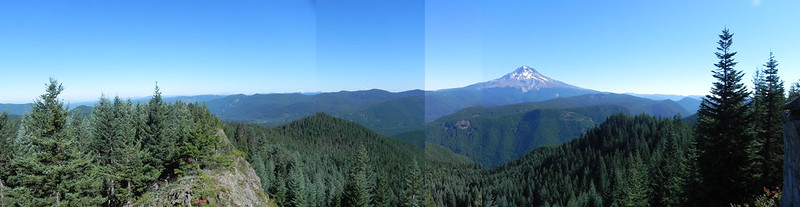 Cascade Panorama