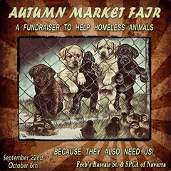Autumn Market Fair - SPCA Fundraiser